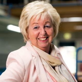 Marion Klasens - Sekretärin